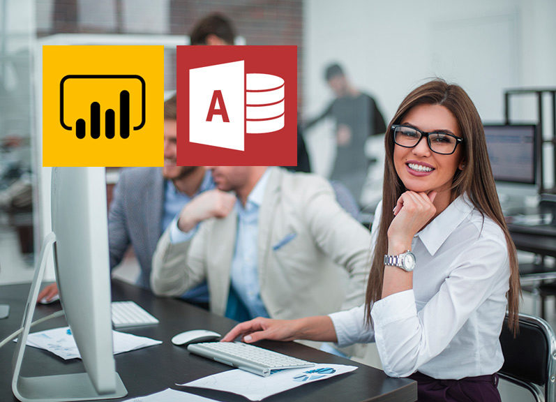 Curso Big Data Madrid, (Power BI, Access)