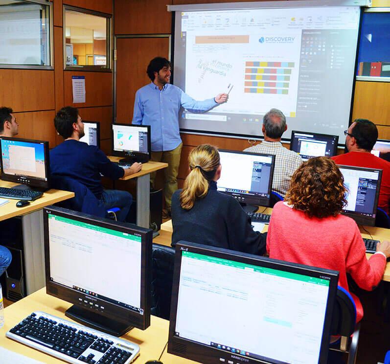 Curso Excel Avanzado Madrid