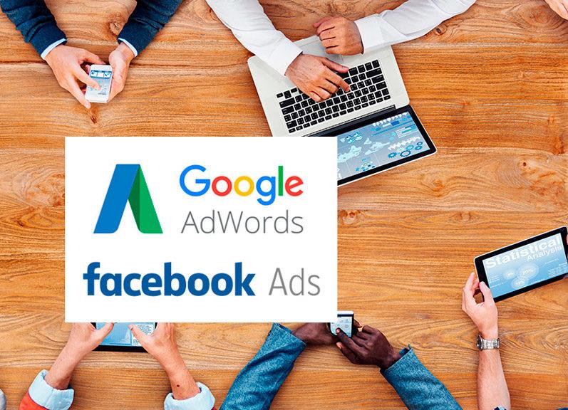Curso Google Adwords presencial, +Facebook Ads