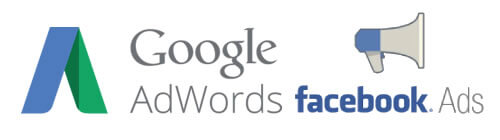 Google Adwords Facebook Ads