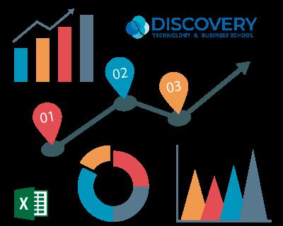 como hacer un gráfico en excel, discoveryformación